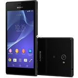 SONY Xperia M2 Single [D2305] - Black - Smart Phone Android